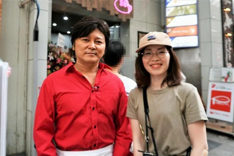 大泉さんと 当メディアライター「高井なお」