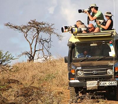 items to bring on safari