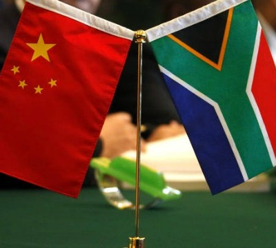 South Africa and China
