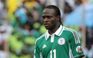 Victor Moses - Nigeria squad