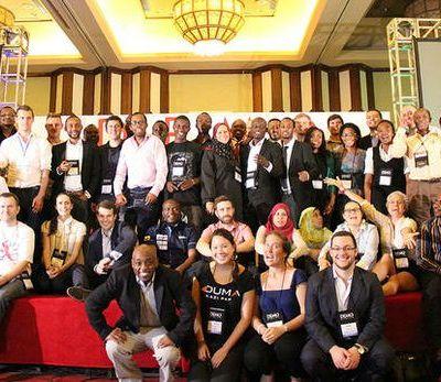 DEMO Africa alumni.