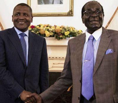 Dangote Is Investing In Zimbabwe