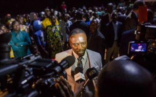 Akon in Pahou, Benin