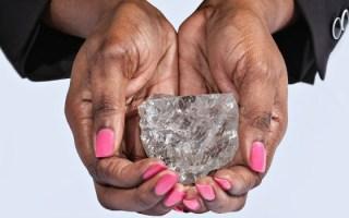 Diamonds Transformed Botswana