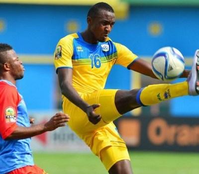 Ernest Sugira for Rwanda