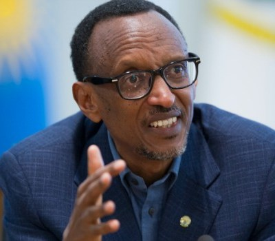 Paul Kagame is the new chairman of the African Union