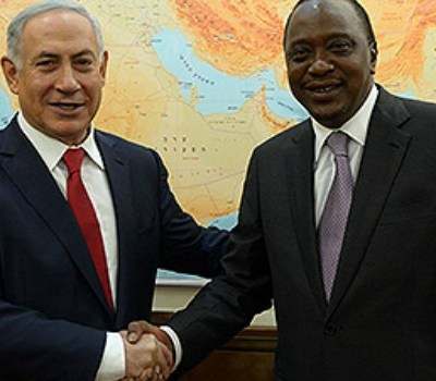 Israeli PM plans first official African tour