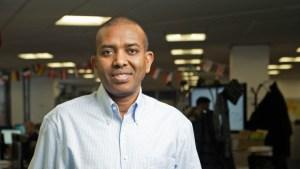 Somali entrepreneur