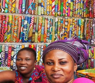 fabrics recognized as African