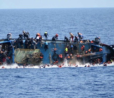 EU plan to pay for migrant camps in Libya