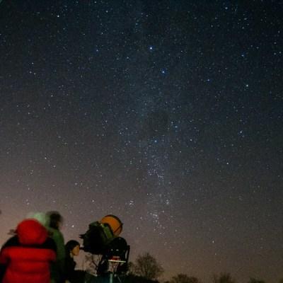 Stargazing in Africa