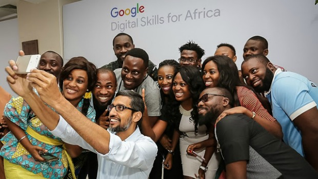 Google is one of many tech companies investing in Africa