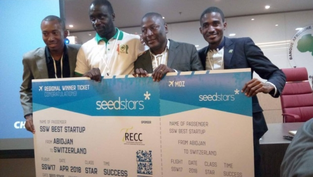 CinetPay was the startup that emerged from Seedstars Abidjan. Photo - CinetPay