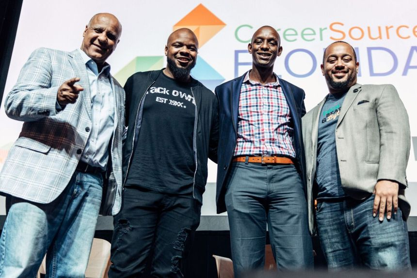 How Failure Helped These CEOs Become Experts: Black Tech