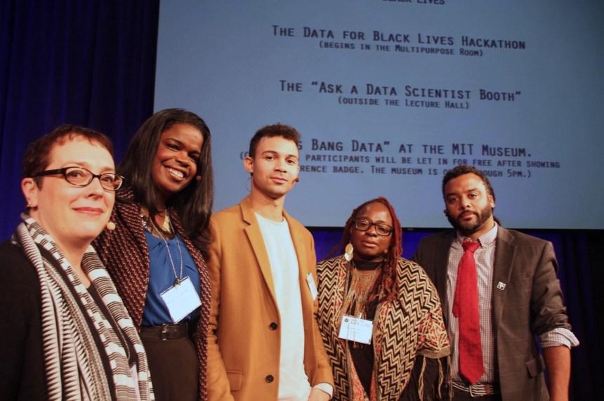 Data for Black Lives movement