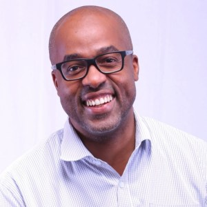Kenfield Griffith is the founder and CEO of Kenyan mobile survey platform, mSurvey. Photo - Ventureburn