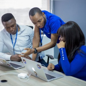 Nigerian tech startup Andela has expanded into Rwanda with the launch of a pan-African tech hub. Photo - Andela