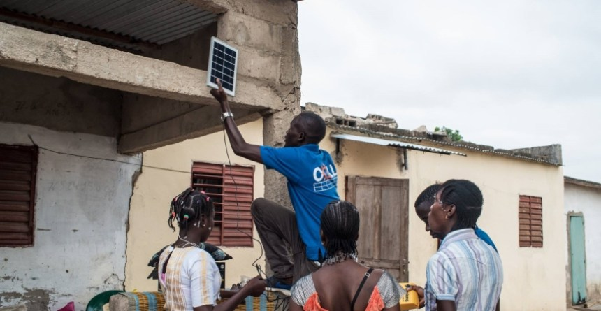 attracted investment African solar companies