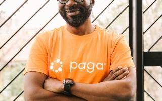 mobile money operator Tayo Oviosu paga