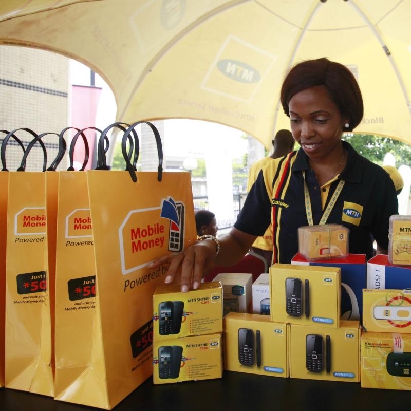 mobile money mobile service tax dispute Nigerian Stock Exchange tax dispute