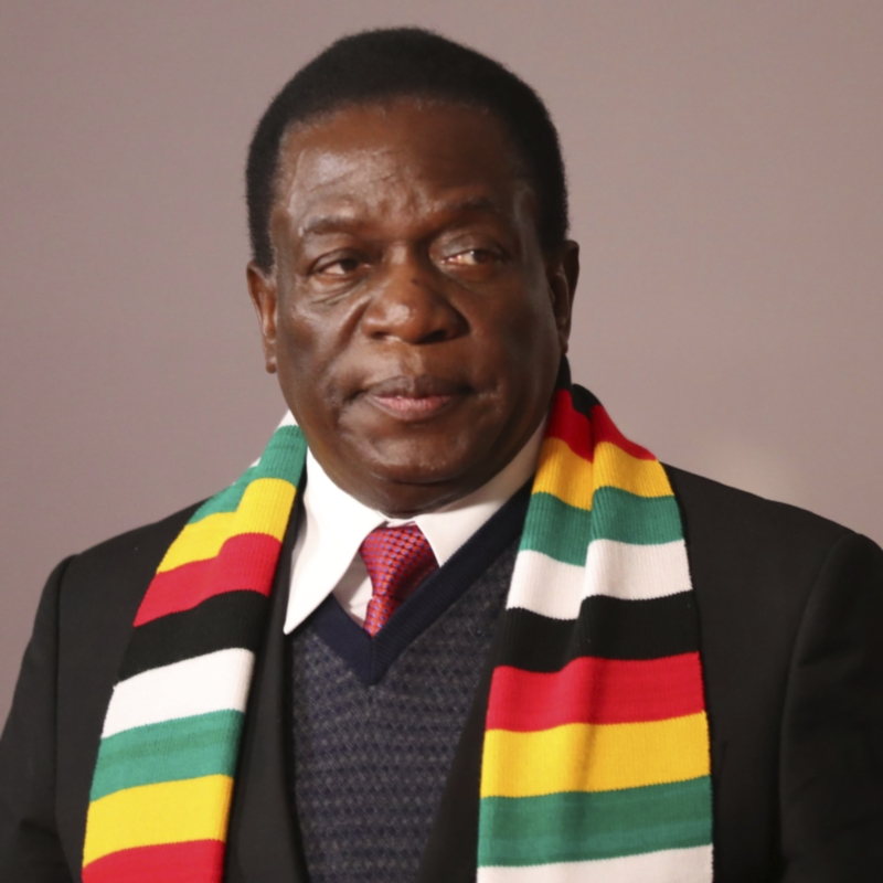 What are Zimbabwe's investment prospects with Emmerson Mnangagwa elected president Photo - Mike Hutchings - Pool Photo - AP