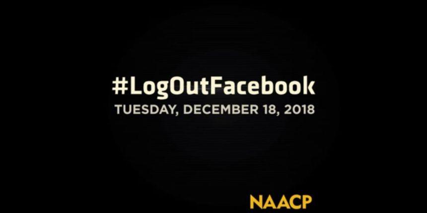 #LogOutFacebook