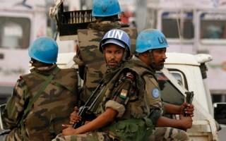 peacekeeping missions