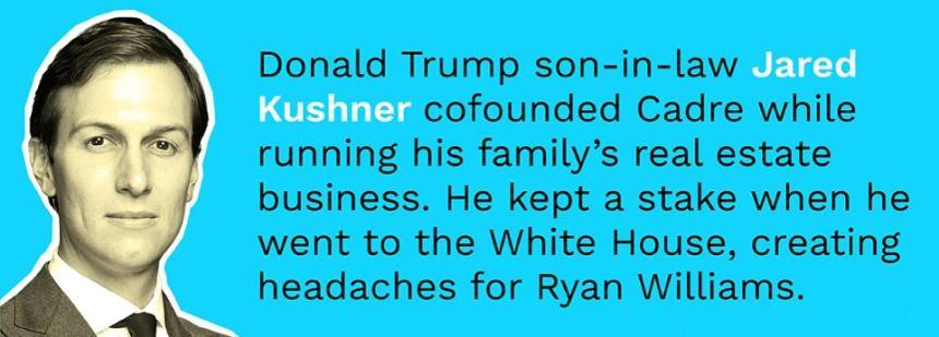 Kushner-Trump connection