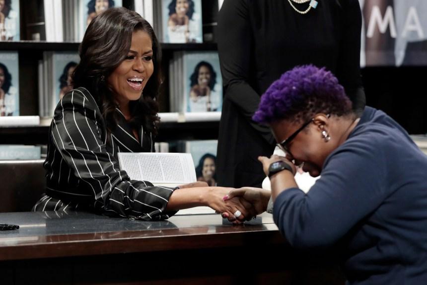 Michelle Obama's new book