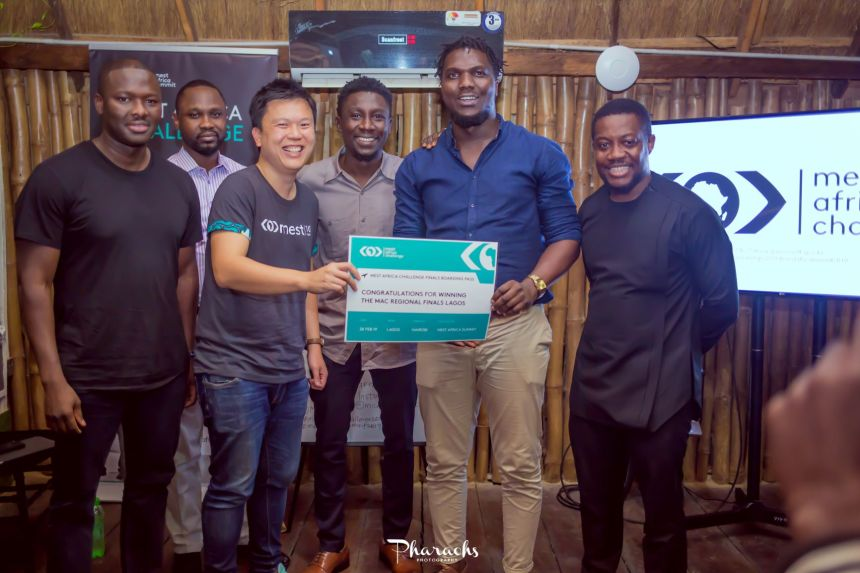 Africa's largest incubator pitch competitions