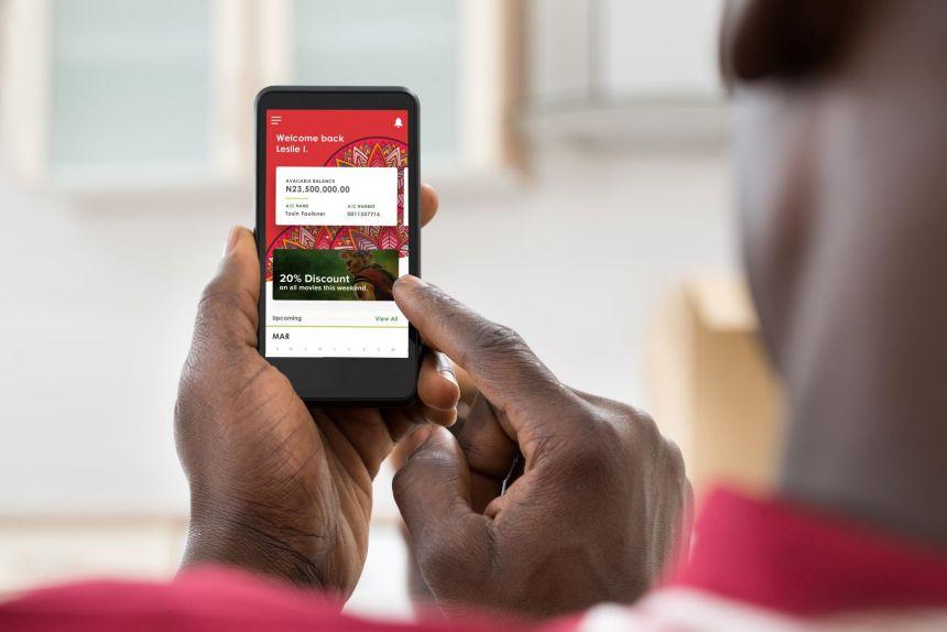 Nigerian fintech platform