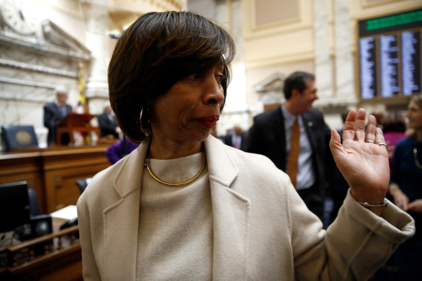 Mayor Pugh