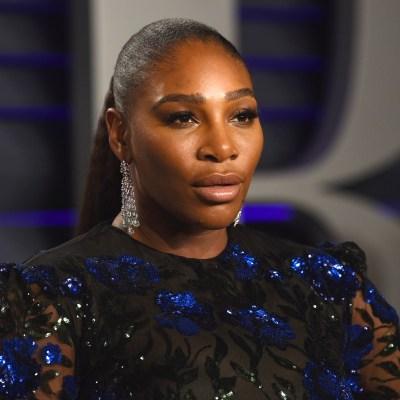 Serena Wlliams Black Investors
