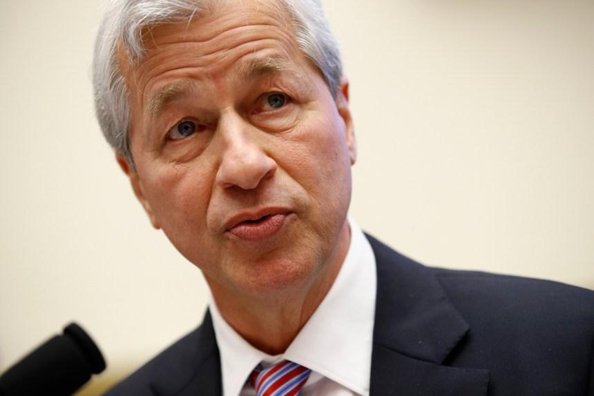 JP Morgan Slavery