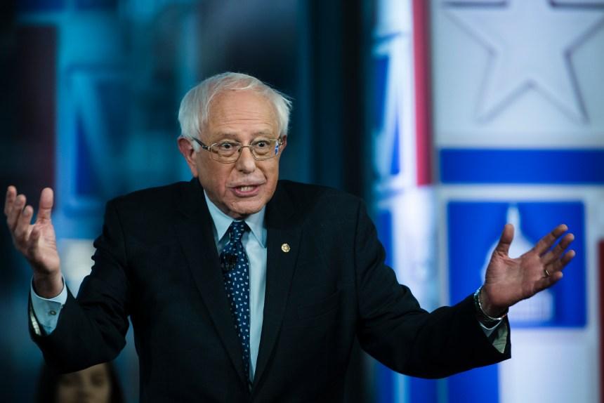 AIPAC Challenges Bernie