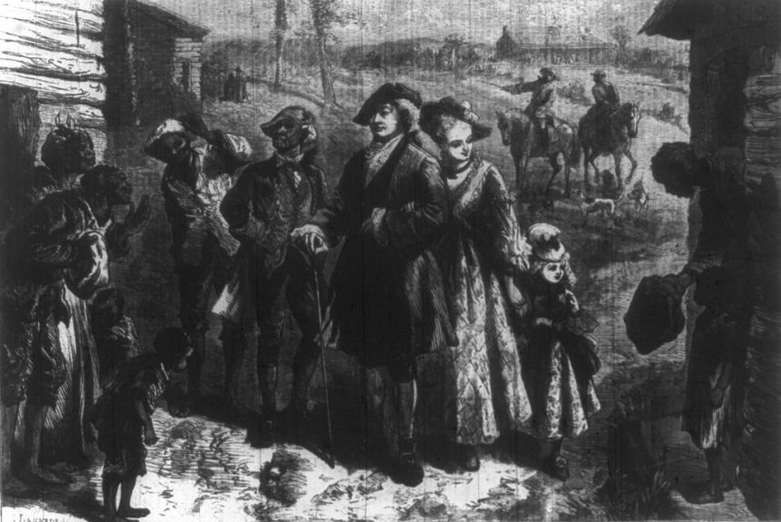 Co-Conspirators: 40% Of American Slave Owners Were White Women With