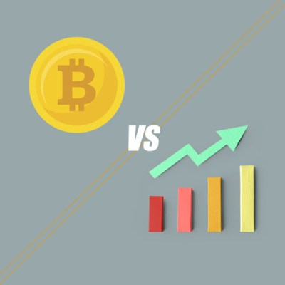 Rather Own Bitcoin Than Stock