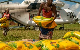 Mozambique cyclones