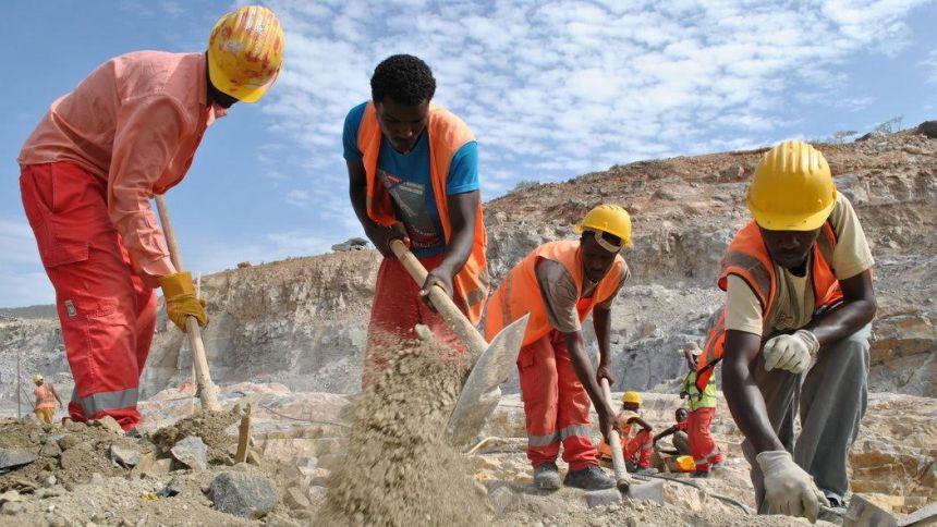 Ethiopian hydro dam