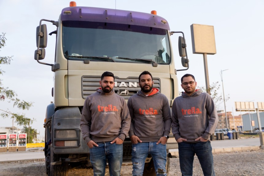 Y Combinator Egyptian Logistics startup