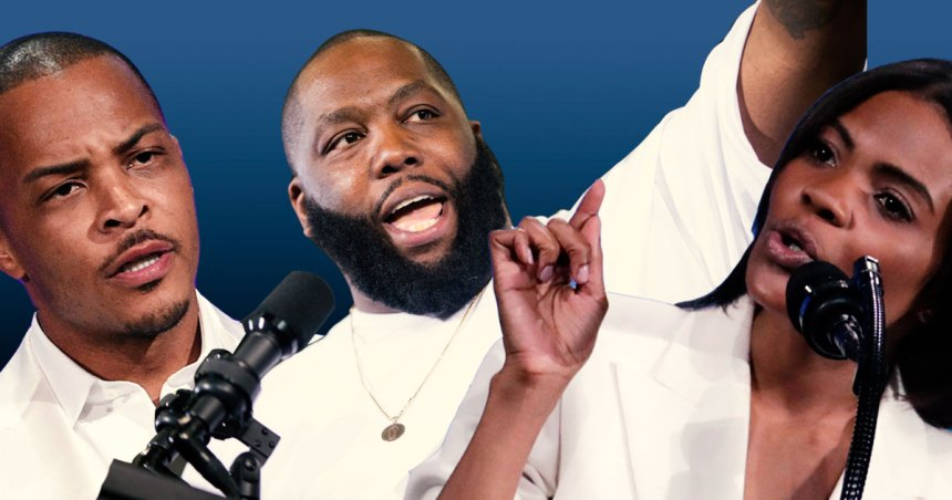 T.I. Candace Owens and Killer Mike