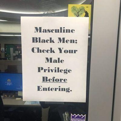 Black Male Privilege