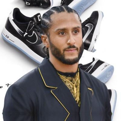 Kaepernick Nike sneaker