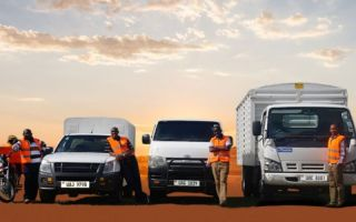 on-demand delivery platform