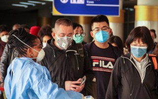 coronavirus Africa's first coronavirus case