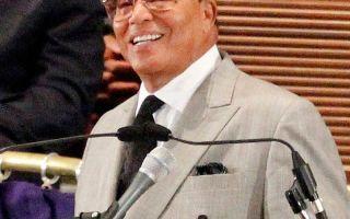 Min. Louis Farrakhan