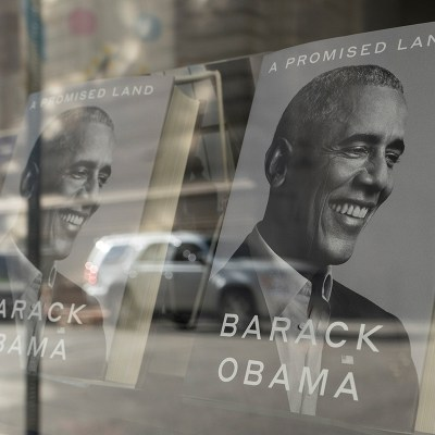 Barack Obama's Memoir