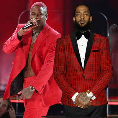 YG and Nipsey Hussle's 'FDT'