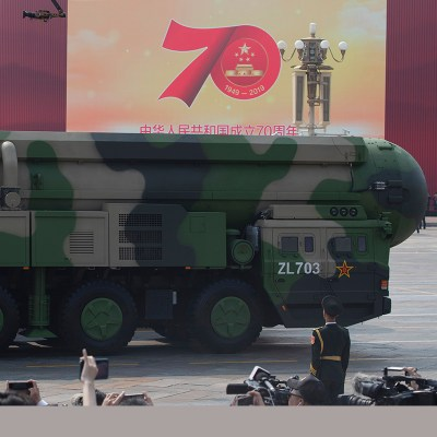 DF-41 Nuclear Missile