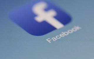 Justice Department Sued Facebook